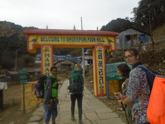 Poon hill trek cost, cost of the Ghorepani poon hill trek, Poon Hill package trek cost, Cheap cost for the poon hill trek Nepal