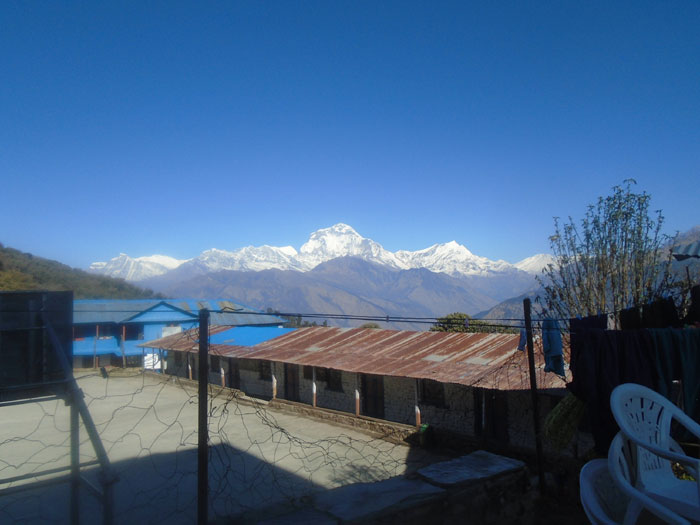 3 days to 5 days are the itinerary of the poon hill trek Nepal.