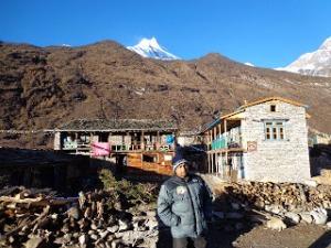 trek guide Nepal