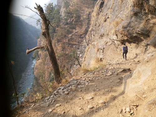 Fixed group departure for Manaslu trekking
