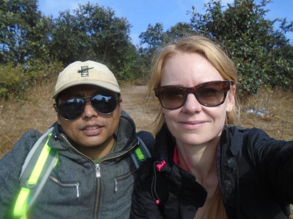 Hiking Nagarjun hills, Nagarjun hill hiking near from Kathmandu valley, Best hiking tours nagarjun in Kathamndu valley, Best hiking around Nagarjun hills