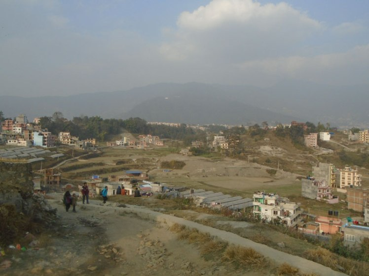 Kathmandu treks means around the Kathmandu valley