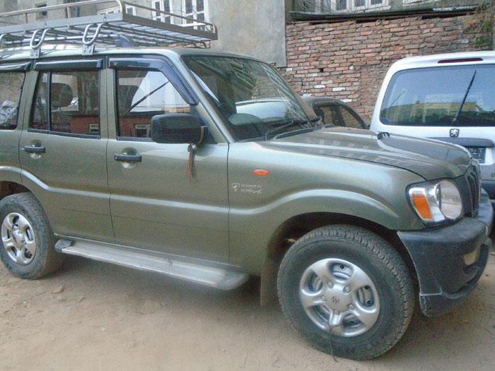 Kathmandu pokhara and Muktinath jeep rental service