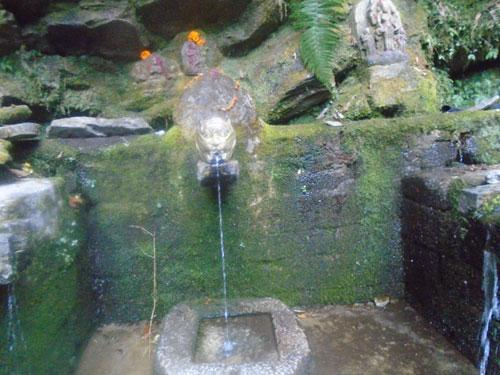 Water tap in Bagdwar