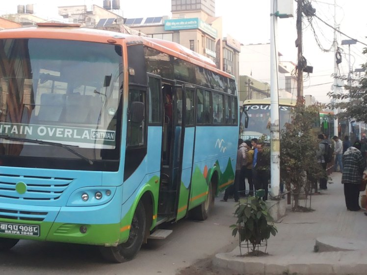 Tourist Bus rental in Kathmandu. According to the Passenger booking and reservation there are possible to hire and rent all types of the tourist bus from Kathmandu