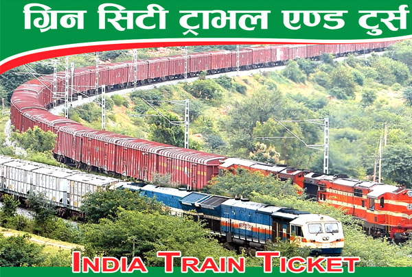 Green city travel and tours managed the train ticket for Goa tour