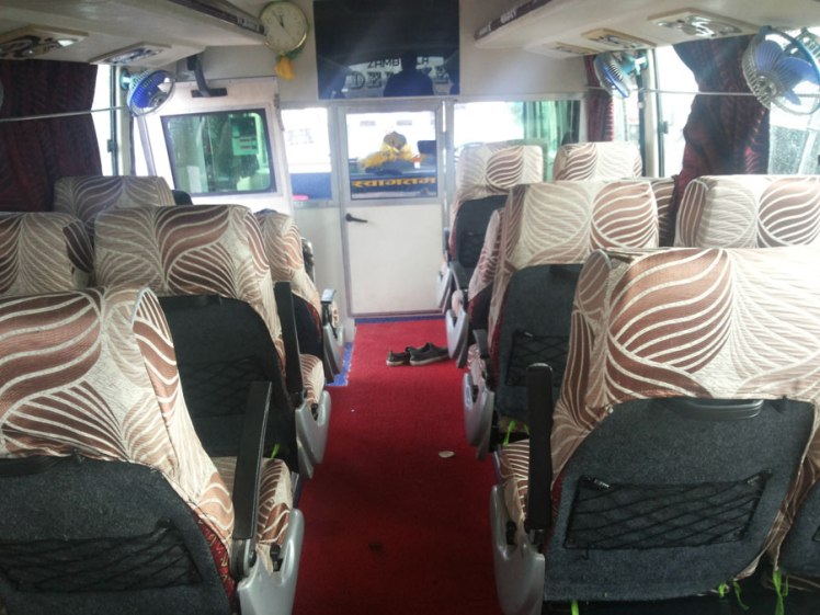 Kathmandu to Besisahar Bus