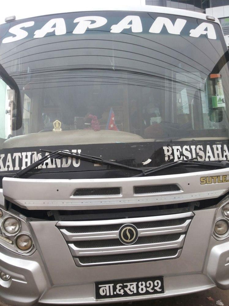 Best Bus to Besisashar from Kathamndu