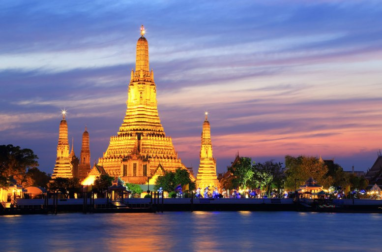 4 night 5 days Thailand tour package,6 night 7 days budget Thailand tour package managed by the Green city travel and tours