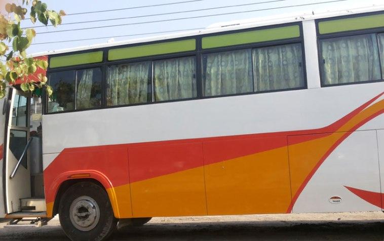 Kathmandu to Pokhara Kathmandu night Bus ticket managed by the Green city Travel and tours.