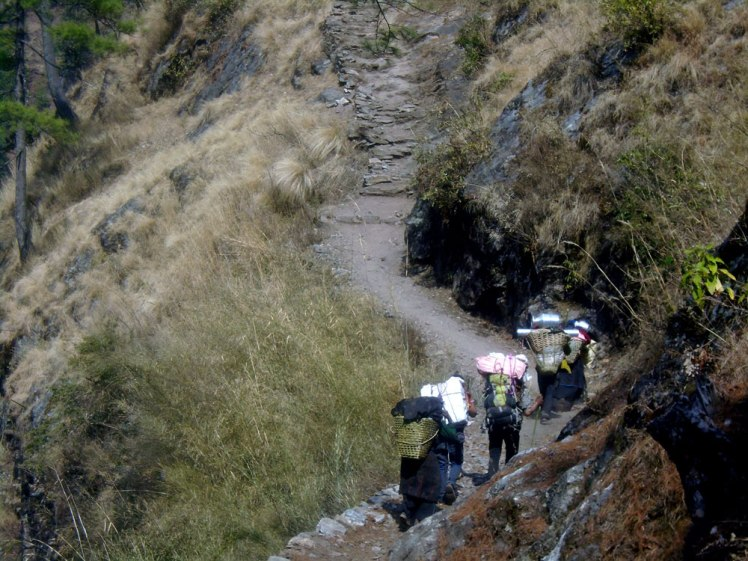 Manaslu trekking information deals about the manaslu trekking package, Guide ,permit and Itinerary